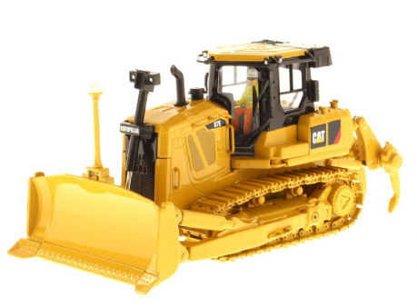 Diecast Masters CAT D7E Track Type Tractor